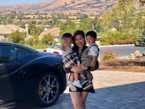 Vợ Đan Trường từng định nghỉ việc ở nhà chăm con, xúc động với lý do khiến cô đổi ý
