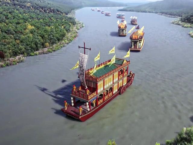 Bỏ 8 tỷ cho du thuyền xuất hiện vài phút, đối thủ Diên Hy Công Lược vẫn đầy lỗi sai