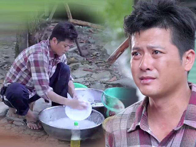 Gã bạc tình Gạo Nếp Gạo Tẻ: Làm ăn mày, đến cơm 2000 đồng cũng phải rửa bát trừ nợ