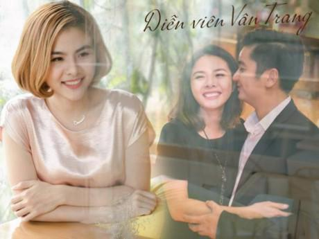 Vân Trang tự hào mình may mắn vì chồng Việt kiều không rượu chè, gái gú