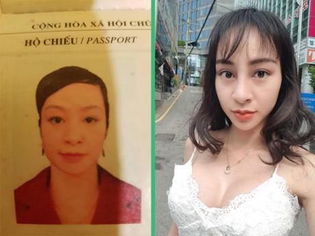 Trớ trêu cô gái bị hải quan sân bay giữ lại vì gương mặt khác xa với ảnh hộ chiếu