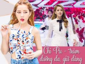 Mặc tranh cãi về giọng hát, nhan sắc Chi Pu đang càng ngày càng thăng hạng!