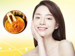 6 loại mặt nạ bột nghệ giúp đẹp da trị mụn và giảm thâm nám