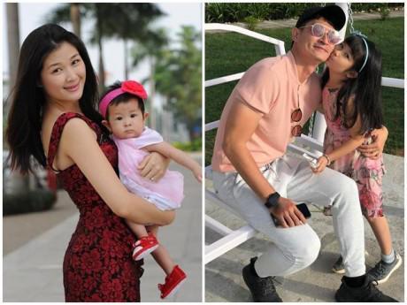 Cô con gái lanh lợi của diễn viên Huy Khánh giờ lớn bổng và xinh xắn tựa thiếu nữ