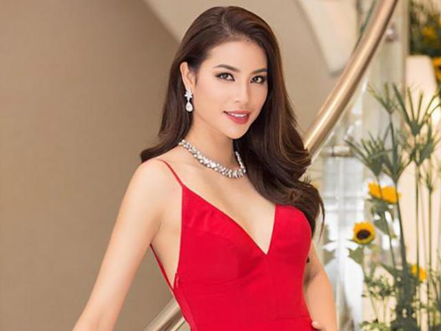 Bị nghi ngờ lặng lẽ sang Mỹ sinh con, đại diện của Hoa hậu Phạm Hương bức xúc lên tiếng