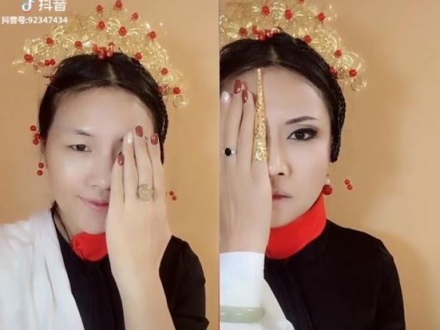 Thánh makeup cân 4 nàng phi tần trong Diên Hy Công Lược vô cùng xuất sắc