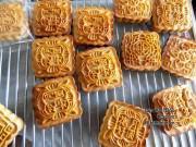 Bếp Eva - Bánh Trung thu nướng chay thơm ngon, hấp dẫn lại chẳng hề ngán ngấy