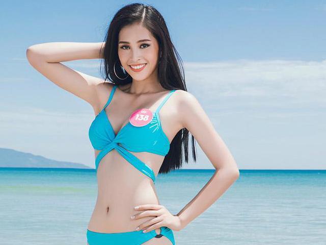 Tân hoa hậu Việt Nam gọi tên Trần Tiểu Vy - cô gái vừa tròn 18 tuổi!