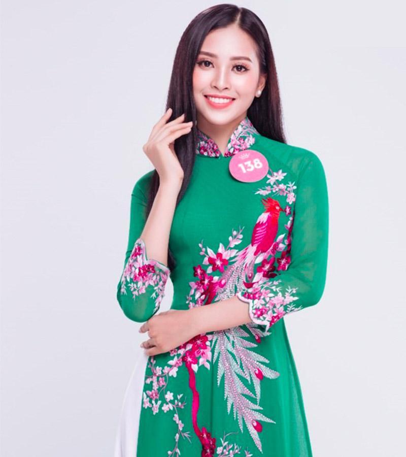 Không nằm ngoài dự đoán thí sinh sáng giá Trần Tiểu Vy xuất sắc lên ngôi Hoa Hậu Việt Nam 2018.