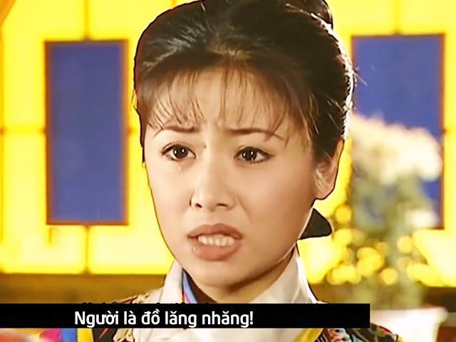 Lạc vào vũ trụ phim triều Thanh, Hạ Tử Vy bật khóc mắng Càn Long lăng nhăng