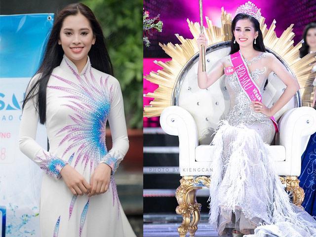 Hoa hậu Tiểu Vy phải thi đến 2 vòng sơ tuyển mới có được chiếc vương miện danh giá
