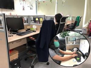 """Dân công sở Hà Nội bị """"đánh gục"""" hàng loạt vì dính sốt virus"""