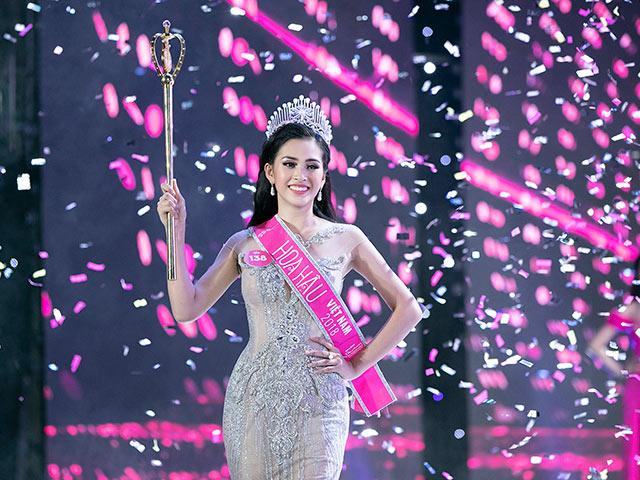 Hoa hậu Tiểu Vy từng không muốn dấn thân vào Showbiz đầy thị phi