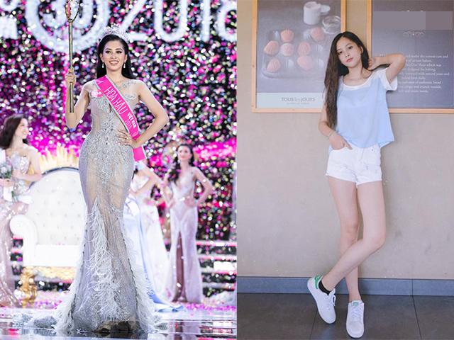 Chẳng cần váy áo trăm triệu, Hoa hậu Tiểu Vy vẫn xinh đẹp với hai món đồ này