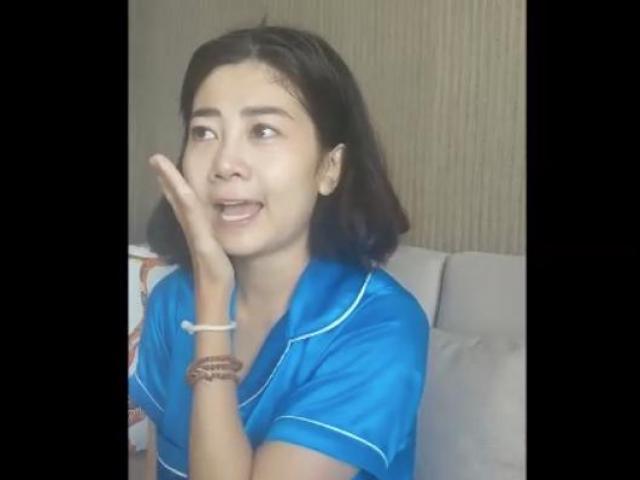 Mai Phương bật khóc khi livestream, hứa cố gắng chiến đấu với bệnh tật đến giây phút cuối cùng
