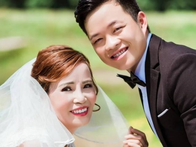 Chú rể 26 tuổi lấy vợ 62 tuổi tâm sự điều khó nói trước giờ G