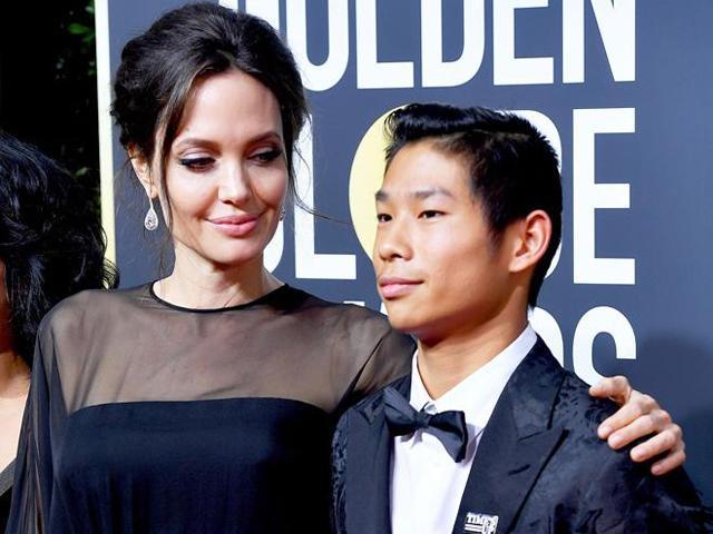 Ngôi sao 24/7: Pax Thiên rất phấn khích khi Angelina Jolie chuẩn bị lấy chồng lần 4?