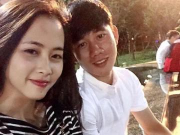 Không thể ngờ Minh Vương U23 và bạn gái lại có chuyện tình lãng mạn thế này!
