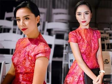 Á hậu Thiên Lý xinh đẹp và thần thái ngồi hàng ghế đầu Vancouver Fashion Week