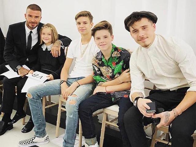 Lần đầu tiên Victoria hé lộ lý do từng cấm Beckham tới các show thời trang của cô