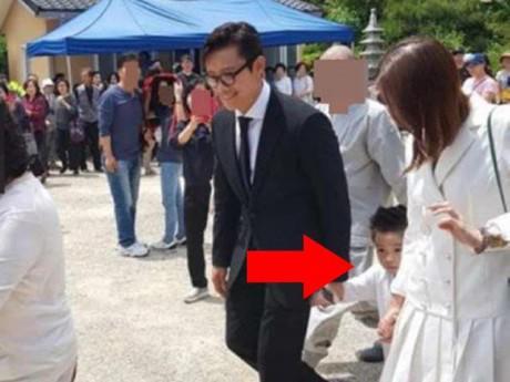 Chân dung cận mặt của con trai Lee Byung Hun được công bố ngay lập tức đã gây sốt