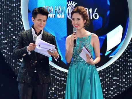 Không nghi ngờ gì nữa, đây chính là bộ đôi MC ăn ý suốt 3 mùa Hoa hậu Việt Nam