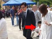 Giải trí - Chân dung cận mặt của con trai Lee Byung Hun được công bố ngay lập tức đã gây sốt