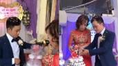 Chủ rể trẻ 26 tuổi bối rối, mặt đầy căng thẳng trong giây phút đón cô dâu 62 tuổi