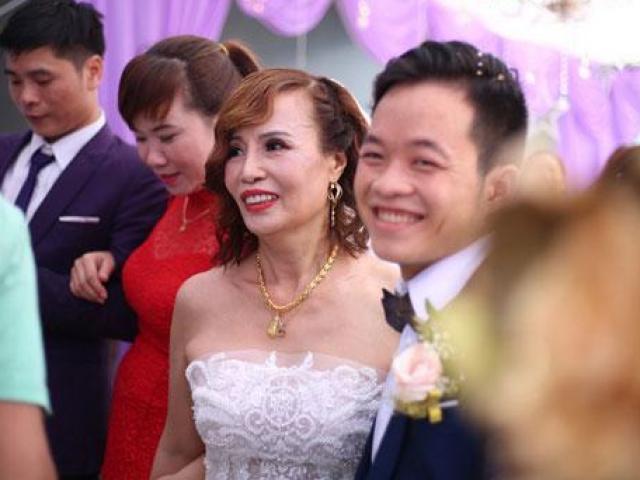 Cô dâu 62 tuổi lên tiếng khi có người làm loạn đám cưới, liên tục chửi bới 2 vợ chồng