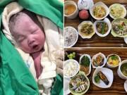 Mẹ Việt ở Đài Loan đi đẻ chỉ vác mỗi... bụng bầu, sinh đôi không mất một đồng