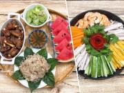 Bếp Eva - Vợ đảm lại khéo nấu ăn thế này chẳng chồng nào dám chán cơm thèm phở