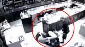 Nghẹt thở phút bà chủ tiệm vàng ở Sơn La vật lộn với băng cướp có súng