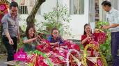 Bằng chứng Gạo Nếp Gạo Tẻ thay đổi kết quả gốc: Hương - Tường cùng gia đình đón Trung thu