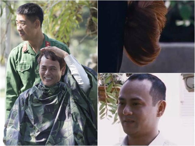 Ưng Đại Vệ nói gì khi bị lộ chuyện đội tóc giả trên truyền hình