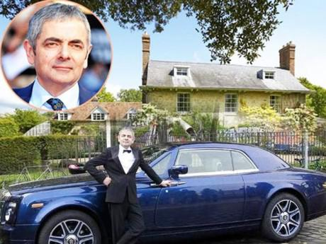 Cuộc sống siêu giàu của Mr Bean - danh hài 5 lần 7 lượt chết đi sống lại
