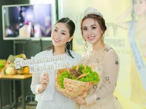 Miko Lan Trinh tiết lộ chuyện bị mời đi tiếp rượu sau cuộc thi nhan sắc