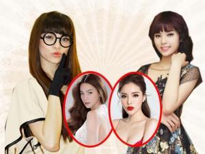 5 người đẹp Việt chứng minh kiểu tóc sai một ly, nhan sắc đi một dặm