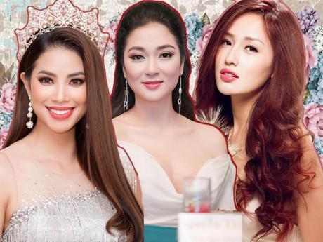 """Không còn nghi ngờ gì, đây là 3 """"ngôi nhà"""" sở hữu nhiều nhan sắc hoa hậu nhất Việt Nam"""