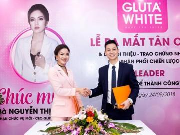 BSSC bổ nhiệm bà Nguyễn Thị Hiền làm Giám đốc điều hành nhãn hiệu mỹ phẩm Gluta White
