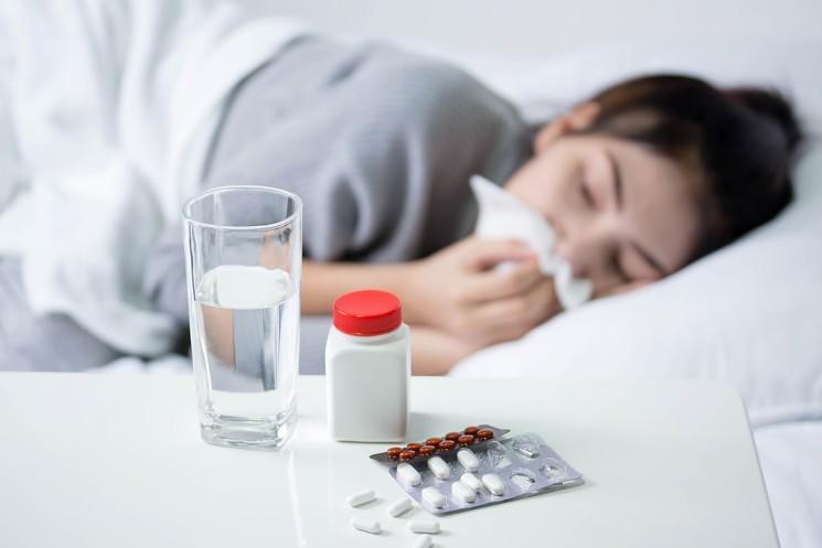 Cách chữa cảm cúm nhanh khỏi nhất - 1