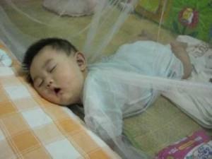Ngắm các em bé ngủ mới thấy thiên thần là có thật