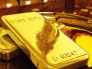 Giá vàng hôm nay 25/9/2018: Vàng SJC tiếp tục giảm thêm 40 nghìn đồng/lượng