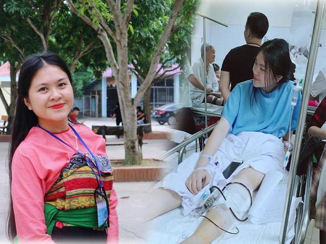 Chân đau nhức nhiều tháng, cô gái 19 tuổi ngỡ ngàng nhận tin ung thư xương khi vừa đỗ ĐH