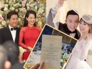 Bếp Eva - Thực đơn tiệc cưới sao Việt: người sang trọng, người bình dân bất ngờ