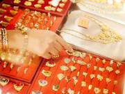Giá vàng hôm nay 27/9/2018: Vàng SJC tiếp tục giảm thêm 10 nghìn đồng/lượng