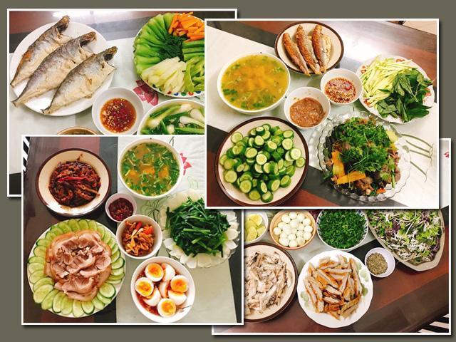 8x đảm đang nhờ công chồng tích cực chê cơm hàng, thích gì là đòi vợ nấu ngay món đó