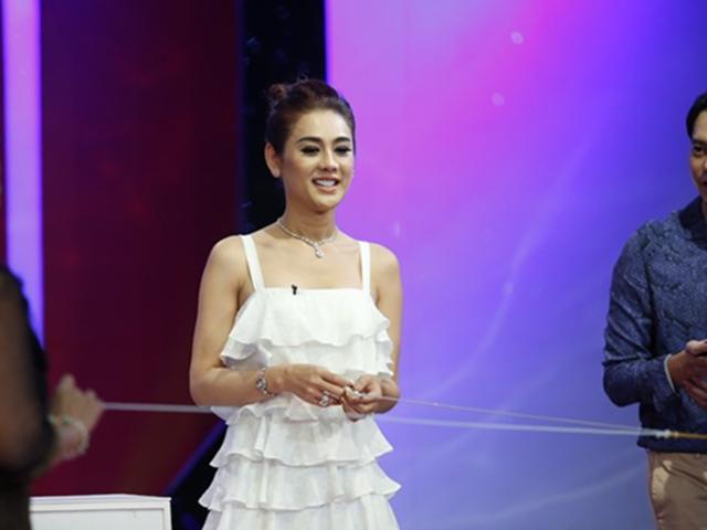Lâm Khánh Chi phản ứng giữa sóng truyền hình: Làm sao phải sợ mẹ chồng?