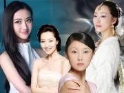 """Giải trí - Kinh Thành Tứ Mỹ Trung Quốc: Luôn có """"thế lực vô hình"""" phía sau 4 nhan sắc"""