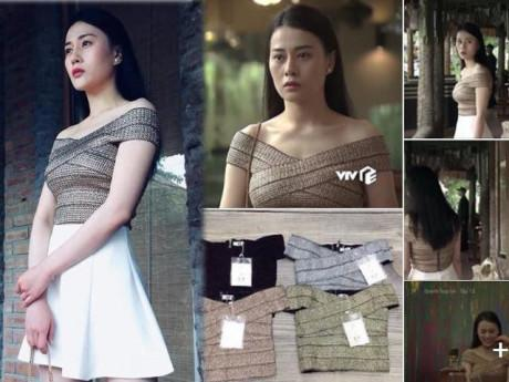 Sau Sống chung với mẹ chồng, phim Việt lại có Quỳnh búp bê giúp shop thời trang đắt hàng