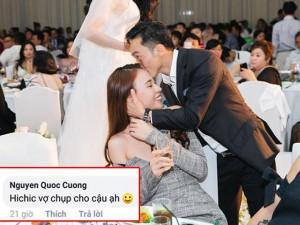 Cường Đô La công khai gọi Đàm Thu Trang là vợ khi trò chuyện với bạn: Ngày cưới không xa?